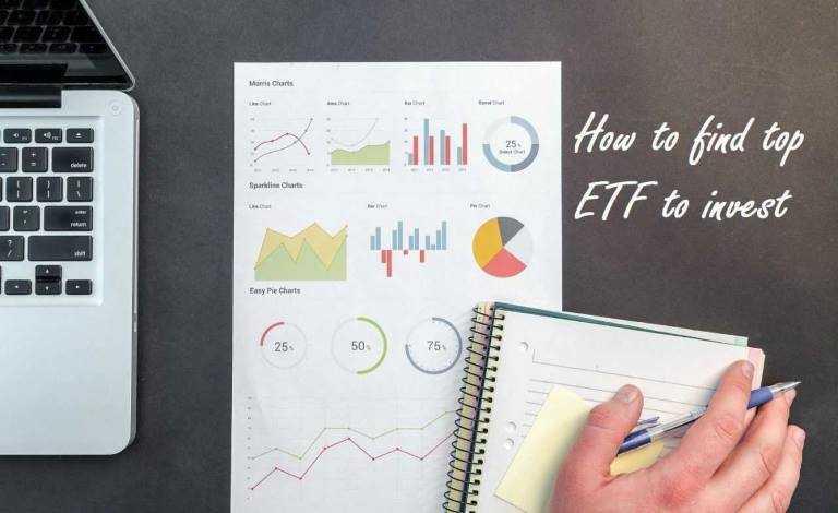 ETF portfolio builder