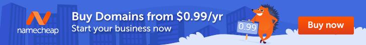 namecheap domain promo code