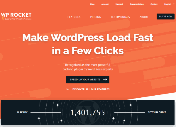 wp-rocket is the best wordpress speed optimization plugin